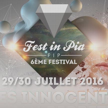 Fest in Pia 6ème édition